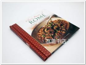 罗马经典食谱Classic Recipes of Rome正宗罗马传统美食菜谱