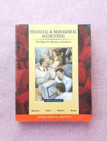 Financial & Managerial Accounting - Williams 【财务管理会计-威廉姆斯】