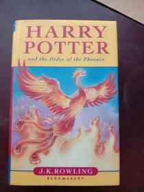 HARRYPOTTER-AND THE ORDER OF THE PHOENIX 带封皮精装