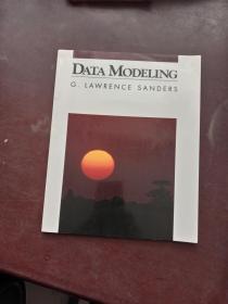 英文原版 Data Modeling