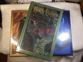 订购哈利波特美国豪华版三本合集 HARRY POTTER DELUXE ED - Order Of Phoenix / Half-Blood Prince / Deathly Hallows