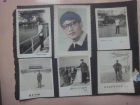 70年代男子照片6张合售