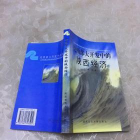 论西部大开发中的陕西经济