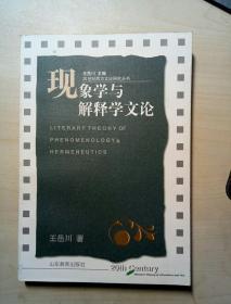 20世纪西方文论研究丛书:现象学与解释学文
