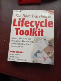 The Data Warehouse Lifecycle Toolkit(附光盘)  英文原版品好