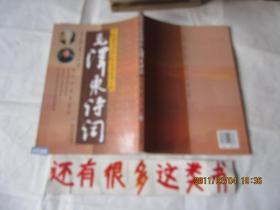 中国硬笔书法百科全书系列字帖——毛泽东诗词