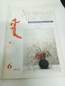 蒙文版期刊-内蒙古青年(1995年第6期)