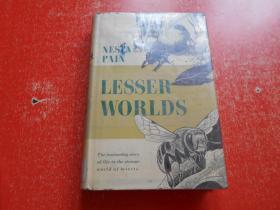 LESSER WORLDS(英文原版)精装