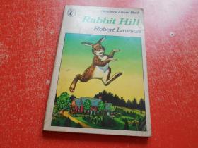 RABBIT HILL ROBERT LAWSON小兔子希尔(英文原版)精美插图
