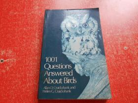 1001QUESTIONS ANSWERED ABOUT BIRDS关于鸟的问答1001