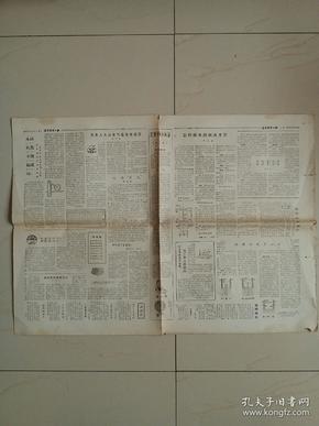 辽宁科学小报(1966年1月15日)