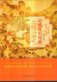 中华复兴之光 深厚文化底蕴 天然奇石内蕴