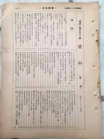 昭和10年杂志散页(26页)