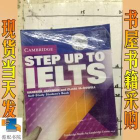 Step Up to Ielts: Self-Study Students Book [With 2 CDs]