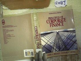 PRINCIPLES OF CORPORATE FINANCE FOURTH EDITION 16开本