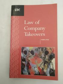 Law of Company Takeovers