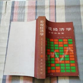 宏观经济学 分析和政策