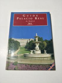 GUIDE PALACIO REAL de Madrid 英文原版 马德里皇家宫殿