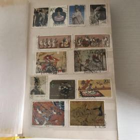 中国邮政邮票大全收藏册