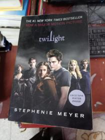 [现货特价]The Twilight Saga: Twilight (Movie Tie-in Edition)暮光之城-电影版小说9780316038386