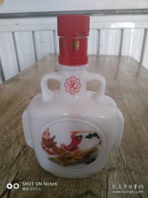 阳谷陈酿酒瓶