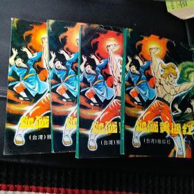 血洒黄沙红(全4册)