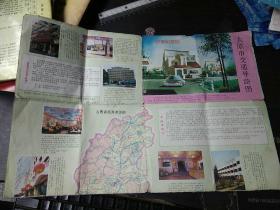 太原市交通导游图