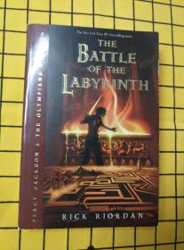 THE BATTLE OF THE LABYRINTH(英文原版)