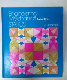 ENGINEERING MECHANICS STATICS 2nd edition 【精装本,英文原版】
