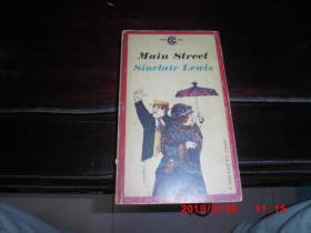 MAIN STREET SINCLAIR LEUIS
