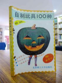 自制玩具100种——董新 编译