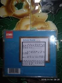EMI DVORAK:SYMPHONIES 8&9 SAWALLISCH (CD)
