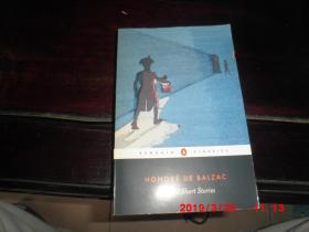 HONORE DE BALZAC  (企鹅原版)