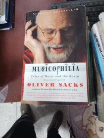 [现货特价]Musicophilia:Tales of Music and the Brain, Revised and Expanded Edition9781400033539