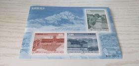 2002年特种邮票 2002-9 T 小全张《丽江古城》特种邮票1套3枚【新票】