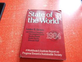 STATE OF THE WORLD1984(16开精装)
