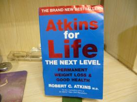 Atkins for Life THE NEXT LEVEL permanent weight loss goog health