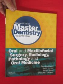 Oral and maxillofacial surgery, radiology, pathology and oral medicine(Volume one)【Second Edition】   (详见图)