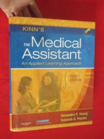 Study Guide for Kinns The Medical Assistant   (硬精装)【详见图】