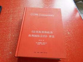 《公民权利和政治权利国际公约》评注(修订第二版)