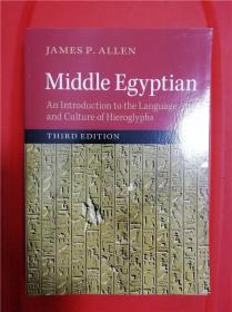 Middle Egyptian: An Introduction to the Language and Culture of Hieroglyphs (中古埃及语)