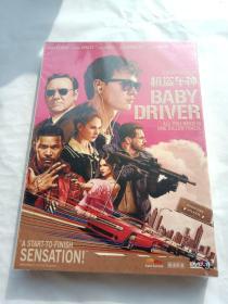 极盗车神Baby Driver2017英国DVD