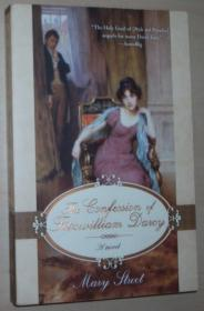 英文原版经典爱情小说 The Confession of Fitzwilliam Darcy Paperback –Mary Street  (Author)