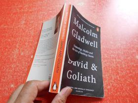 MALCOLM GLADWELL DAVID AND GOLIATH