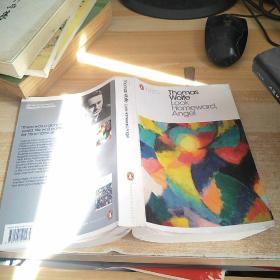 LookHomeward, Angel - 《天使望故乡》ThomasWolfe经典之作 企鹅平装本.