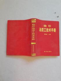 袖珍油漆工技术手册【实物拍图】