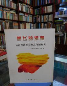 腾飞的翅膀:云南经济社会热点问题研究