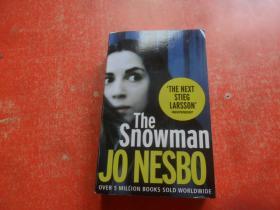 The Snowman JO NESBO