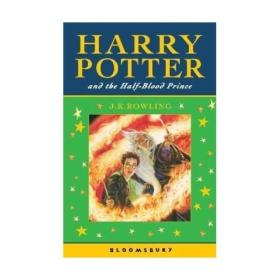 Harry Potter and the Half-Blood Prince  哈利波特与混血王子