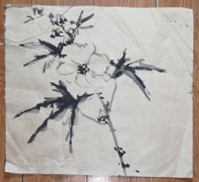 手绘真迹国画:无款20190521-04